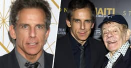 Ben Stiller Tells Story About Time He Called His Dad Jerry After Taking LSD