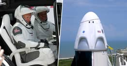 SpaceX Astronauts Listened To AC/DC During Historic Launch