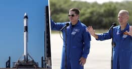 NASA SpaceX Crew Cleared To Launch This Wednesday