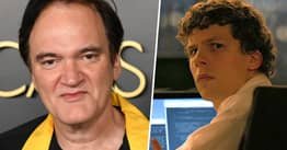 Quentin Tarantino Says The Social Network Is The Best Film Of The Past Decade