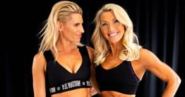 Australian Fitness Instructor And Mum With 30-Year Age Gap Keep Getting Mistaken For Sisters