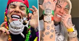 Tekashi 6ix9ine Drags Bunch Of Rappers He Beat To Number One