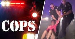 TV Show Cops Has Been Cancelled After 31 Years On Air