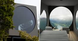 Stunning Birdboxes For Humans Boast Amazing Views Over Norway's Fjords