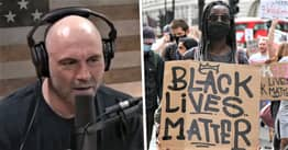 Joe Rogan Criticises Black Lives Matter Protest On Podcast
