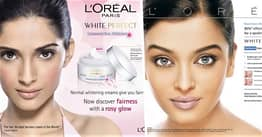 L'Oréal To Remove Words Like 'Whitening' From Skincare Products