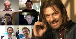 Sean Bean's Iconic Lord Of The Rings Mordor Speech Was Written Night Before Filming