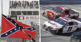 NASCAR Bans Fans From Displaying The Confederate Flag At Racetracks