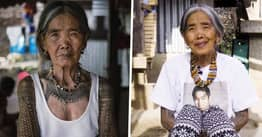 103-Year-Old Tattoo Artist Is Keeping An Ancient Filipino Tradition Alive