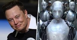Elon Musk Says People Who Don't Think AI Could Be Smarter Than Them Are Dumb