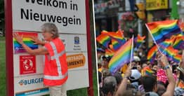 Dutch City Cuts Ties With Polish Twin After Declaring Itself 'Gay-Free Zone'
