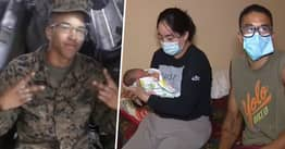 Homeless Veteran Delivers Own Baby In Car He And Wife Were Living In