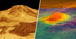 Scientists Believe They've Found Active Volcanoes On Venus
