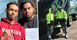 Student Collected Rubbish To Pay For University Now He's Heading To Harvard Law