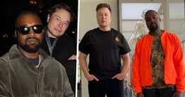Elon Musk Reconsiders Supporting Kanye West's Run For President Over Anti-Abortion Stance