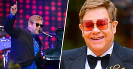 Elton John Celebrates 30 Years Of Sobriety With Powerful Twitter Post