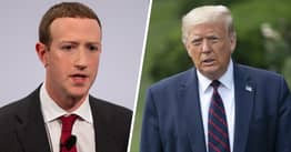 Facebook, Twitter And YouTube All Deleted Another Video Shared By Trump