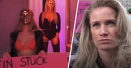 Red Light District Sex Workers Protest For Brothels To Reopen In Germany