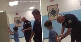 Florida Police Criticised For Arresting Eight-Year-Old Boy With Special Needs