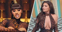 Cardi B Defends Having Kylie Jenner In Music Video After Fans Petition To Remove Her
