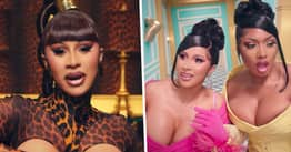 Cardi B Hates The Clean Version Of WAP For Replacing P*ssy With Gushy