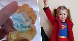 6-Year-Old Finds 'Face Mask' Inside McDonald's Chicken Nugget