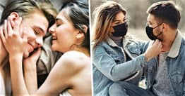 People Urged To Wear Masks And Avoid Kissing During Sex To Stop Coronavirus Spread