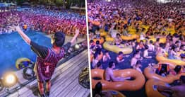 Thousands Gather For Pool Party In Wuhan As City Moves Past Coronavirus