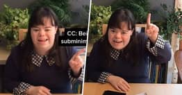 Woman With Down Syndrome Exposes Discrimination In Shocking TikTok Video