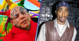 Tekashi 6ix9ine Says 'There's No Difference Between Me And Tupac'