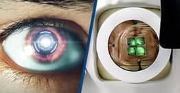 Human Trials Set To Begin For Bionic Eye That Links To Brain Chip