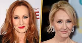JK Rowling Criticised For New Book About Male Serial Killer Disguised As Woman
