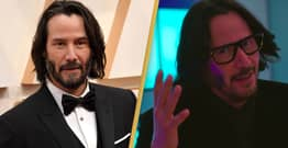 Keanu Reeves Voted Tenth Most Admired Man On The Planet