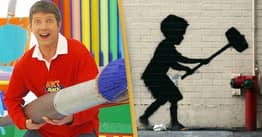 Art Attack's Neil Buchanan Responds To Conspiracy Theory He's Actually Banksy
