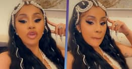 Cardi B Responds To Rumours Offset Got Another Woman Pregnant