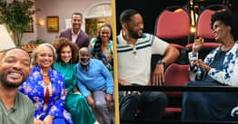 Will Smith Shares Photos Of Fresh Prince 30th Anniversary Reunion