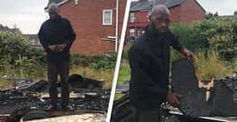 Food Truck Owner Gets £78,000 Donations In 48 Hours After Trailer Was Torched By Arsonist