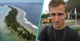 YouTuber Thomas Brag Goes To Least Visited Place In The World, Finds 'Forgotten Paradise'