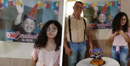 Man Who Knows Nothing About K-Pop Organises Kim Jong-Un-Themed Party For Sister
