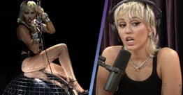 Miley Cyrus Shuts Down VMAs Production Director Over Sexist Comments About Her Performance