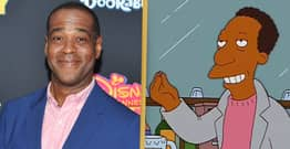 The Simpsons Hire Black Actor To Play Carl Carlson Replacing Hank Azaria