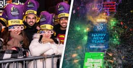 New York Bans New Year's Eve Crowds From Gathering In Times Square For First Time In 114 Years