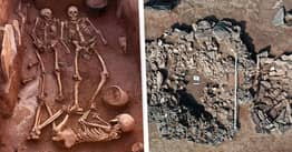 2,500-Year-Old Grave Of Ancient Warrior Couple Discovered In Siberia