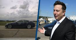 Tesla Driver Charged For Sleeping With 'Both Seats Reclined' At 100mph
