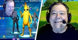 72-Year-Old Fortnite Twitch Streamer Oldbuzzardt Has Passed Away