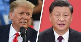 Trump Has Chinese Bank Account, According To Tax Records