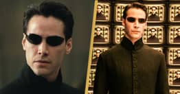 Keanu Reeves' Matrix Reloaded Outfit Is On Auction For Nearly $80,000