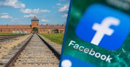 Facebook Issues Total Ban On Holocaust Denial