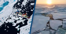 Scientists Who Spent Year Exploring Arctic Say It Is 'Dying'