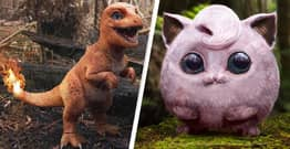 Artist's Incredible Recreations Show Real-Life Pokémon In The Wild